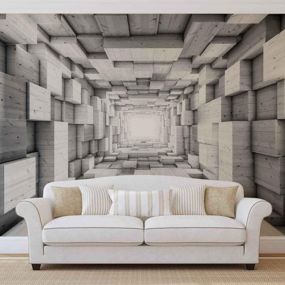 details about wall mural photo wallpaper xxl modern. Black Bedroom Furniture Sets. Home Design Ideas