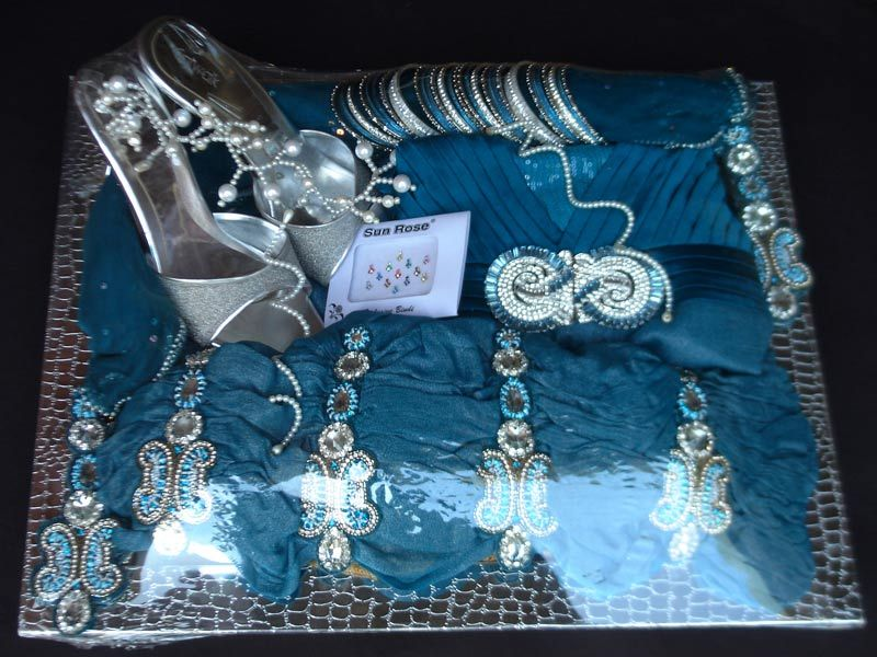 Wedding Gifts Packing Ideas: Indian Wedding Gifts