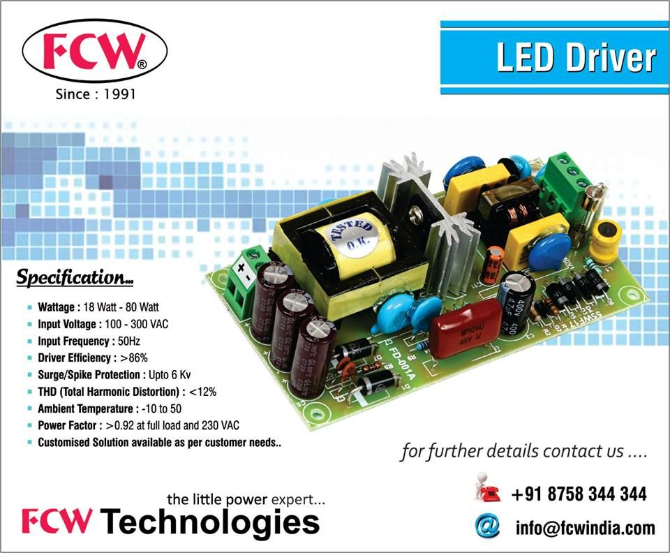 Are you searching for #led #driver #supplier? We are the ...