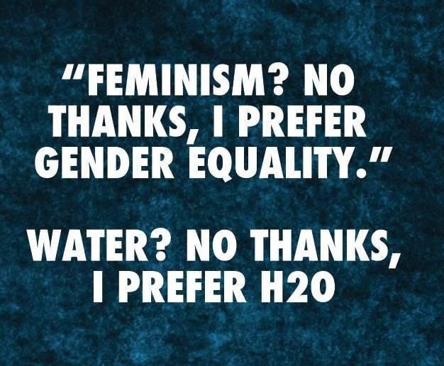 Equality Quotes Feminists Believe In Equality Feminist Quotes Feminist Humor