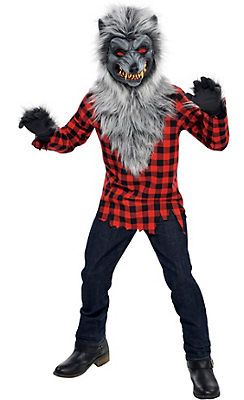 Top Boysu0027 Costumes - Top Halloween Costumes for Kids - Party City  sc 1 st  Pinterest : cool werewolf costume  - Germanpascual.Com