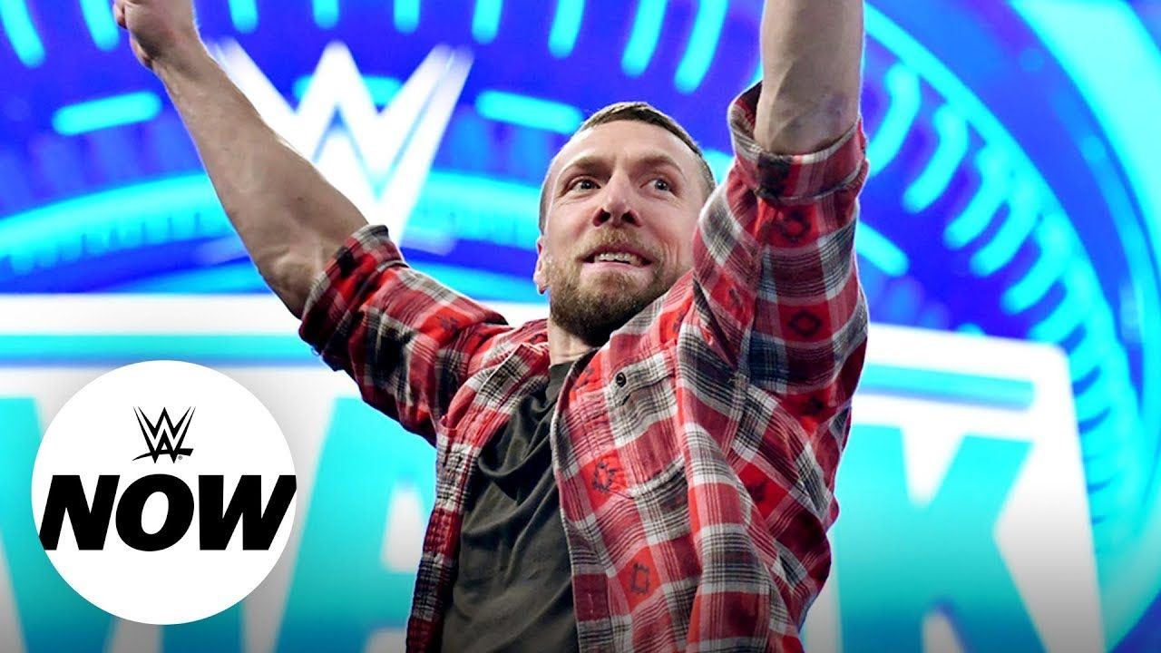 Everything You Need To Know Before Tonight S Friday Night Smackdown Wwe In 2020 Chris Jericho Wwe Brian Kendrick
