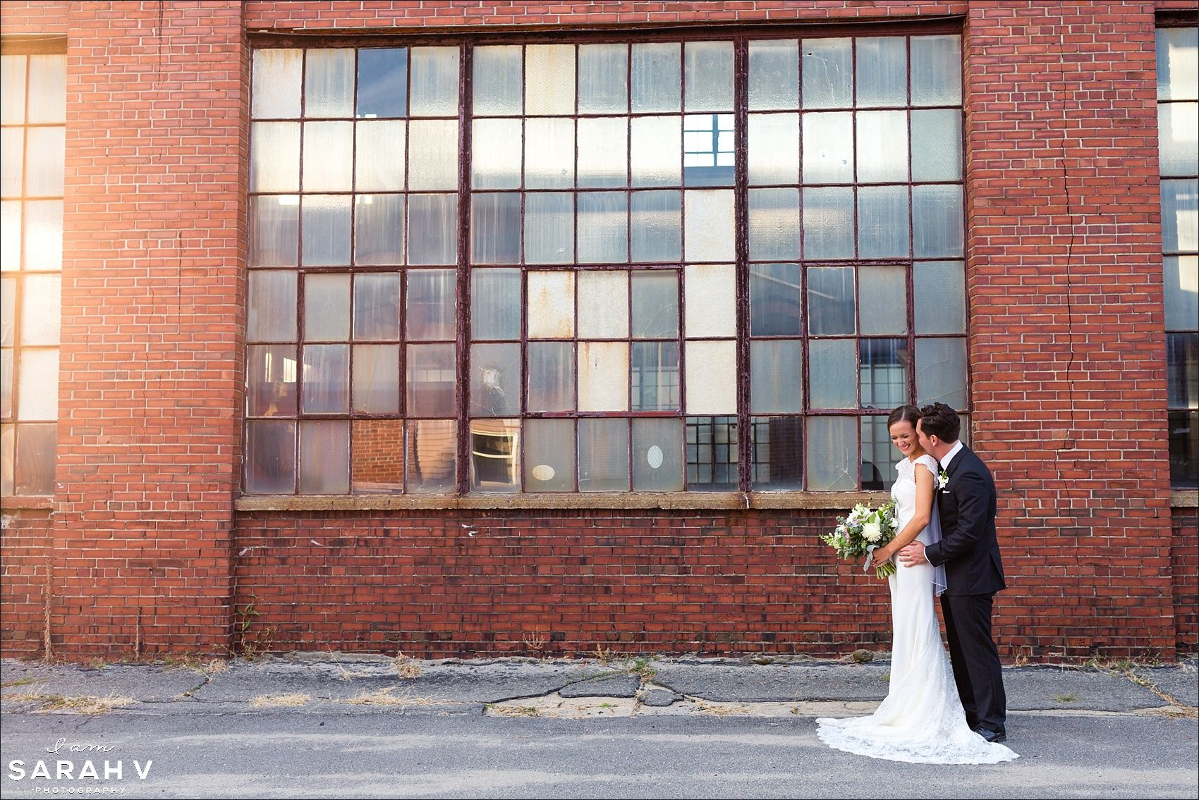 Portland Maine Wedding Photographer Cape Elizabeth Fort Williams Ocean Portland Company Photo / I AM SARAH V Photography