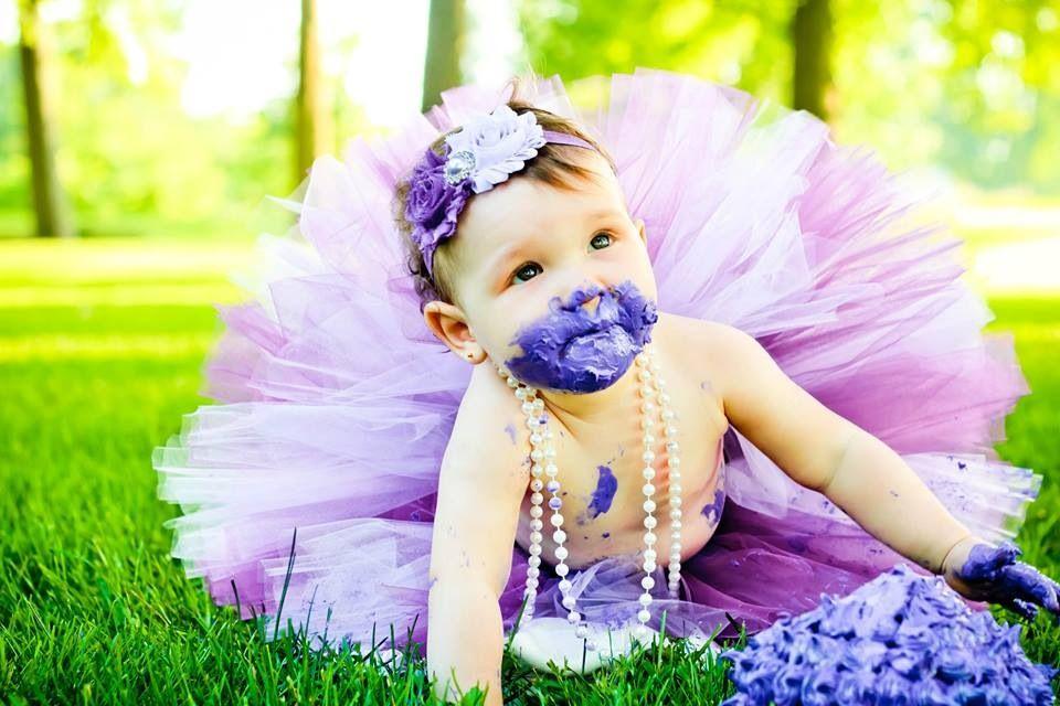#smash the cake #baby #purple