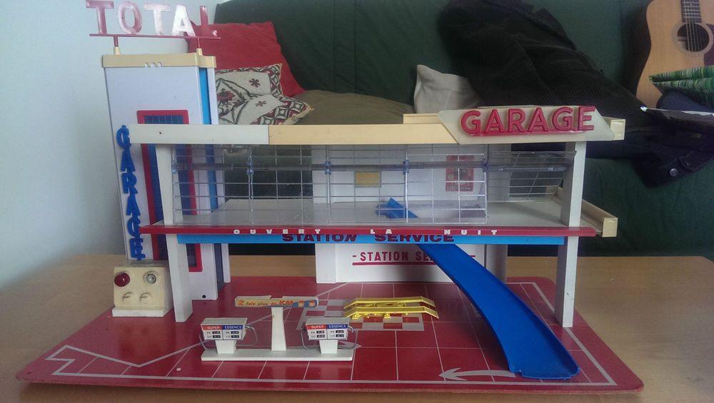 1960 Kad Miniatures Ancien 1970Garages Garage Total shCtxQrd