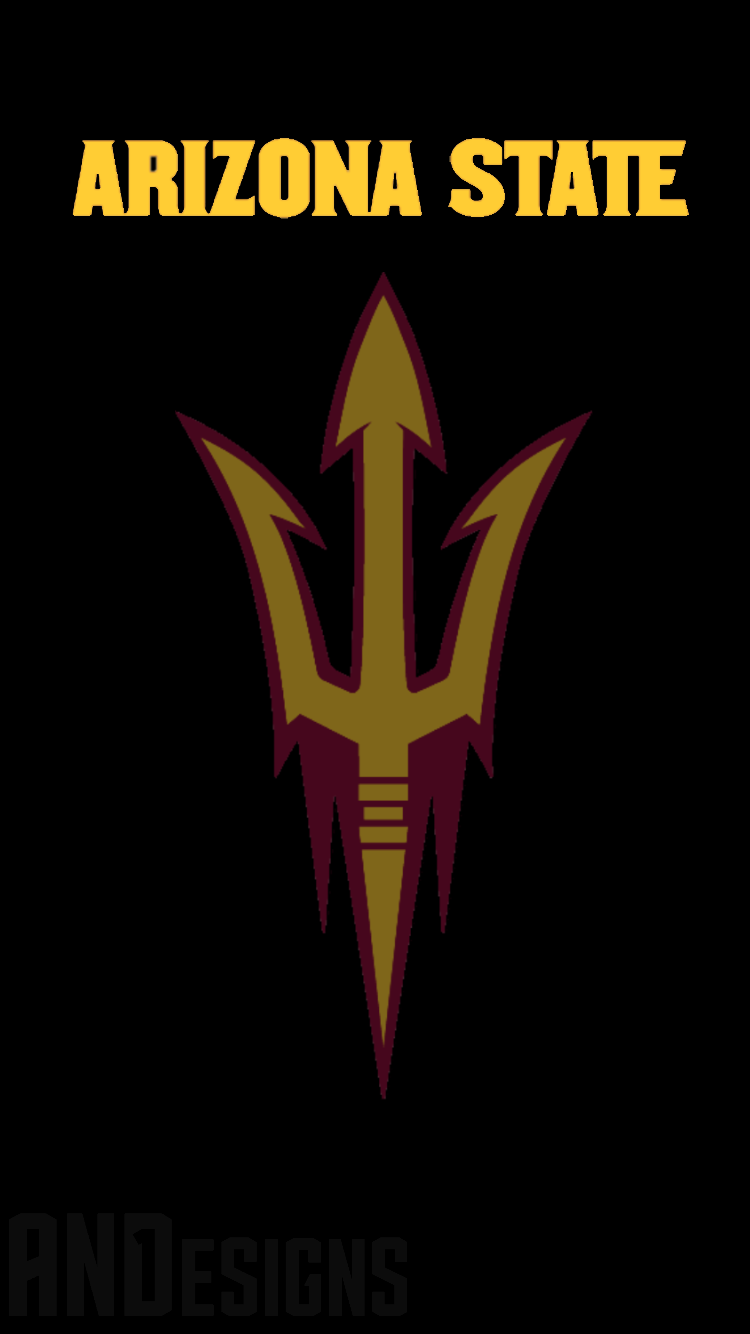 Pin By And1 Designs On Ncaa Iphone 6 6s Wallpapers Team Wallpaper Milliken Arizona State
