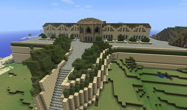 Greek Architecture Minecraft greek-architecture-minecraft-and-minecraft-greek-buildings