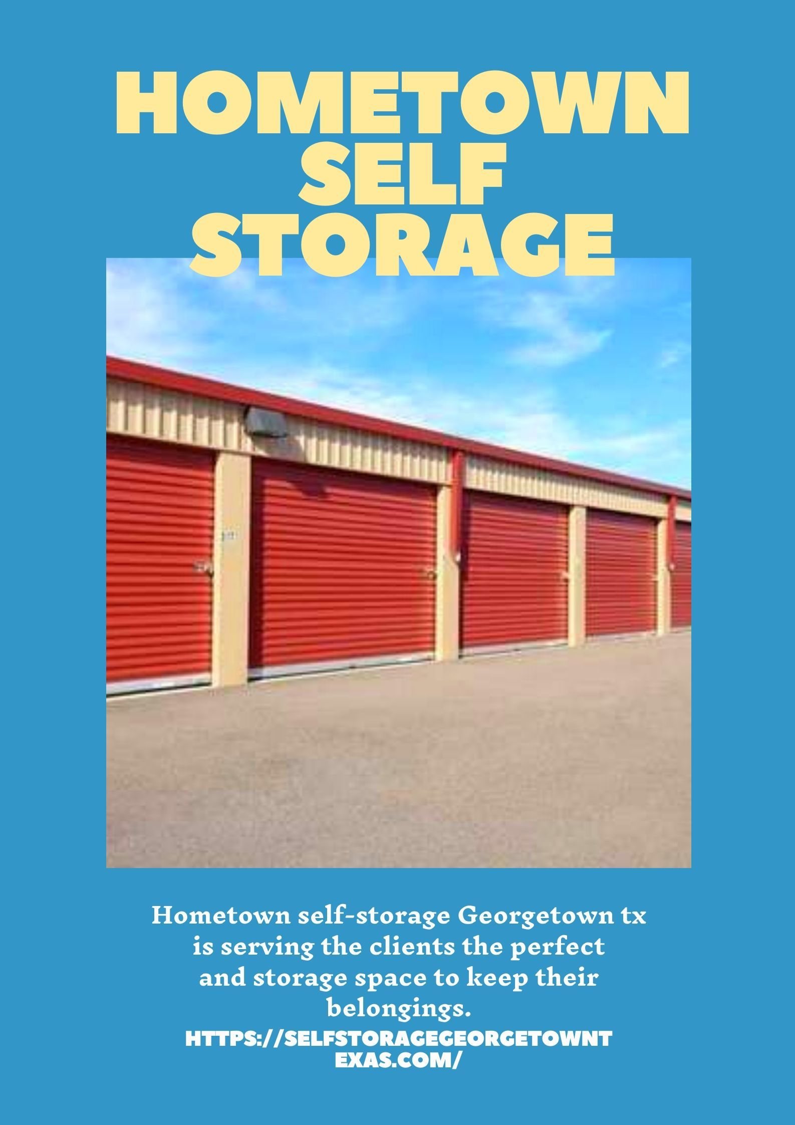 Safe Self Storage Units In Texas In 2020 Self Storage Self Storage Units Storage Unit