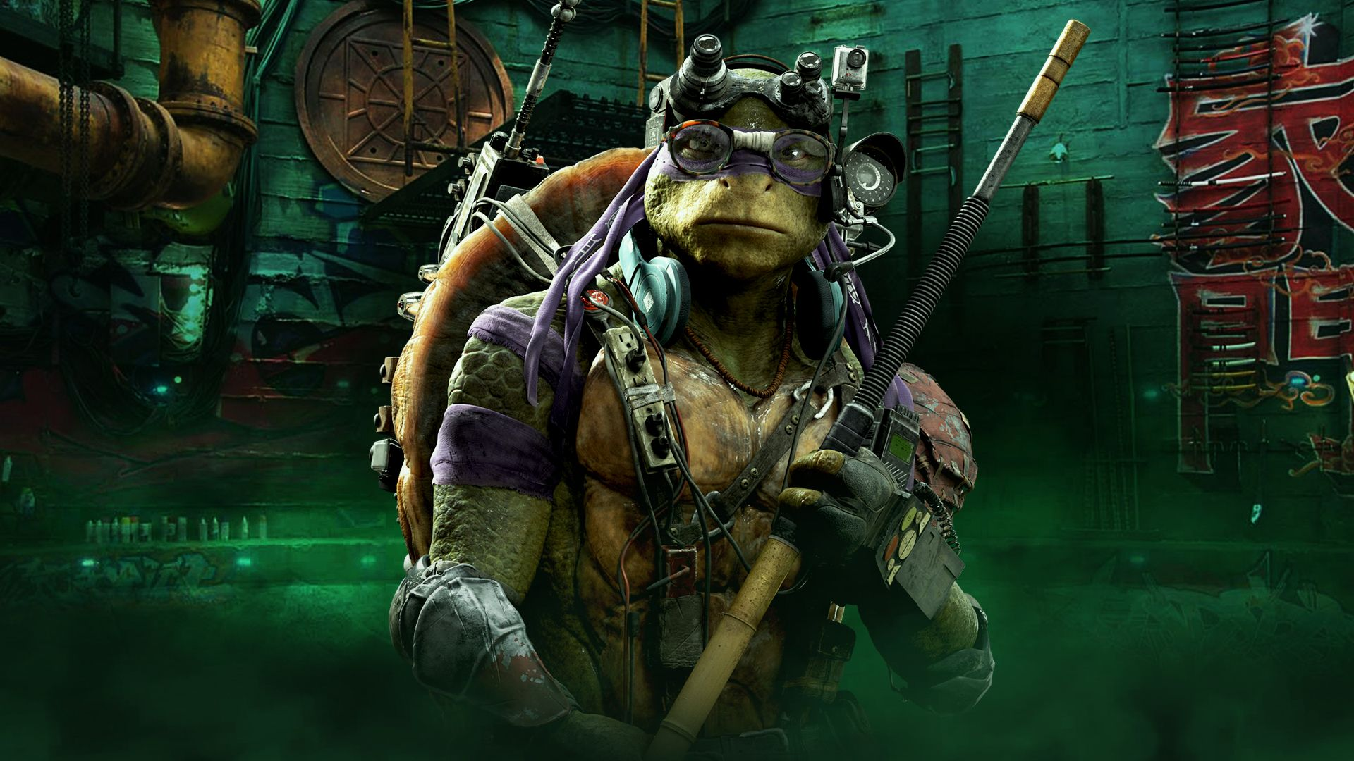 Tmnt Donatello Wallpaper Did You Know Movie Donnie Is 6 Feet 8