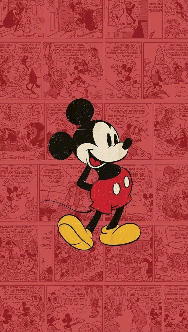 Fond d écran disneyphonebackgrounds in 2020 Mickey