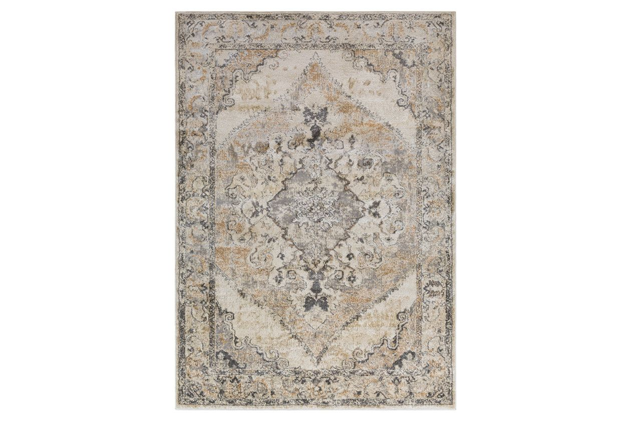 Home Accents Marrakesh 5 3 X 7 3 Area Rug Ashley Furniture