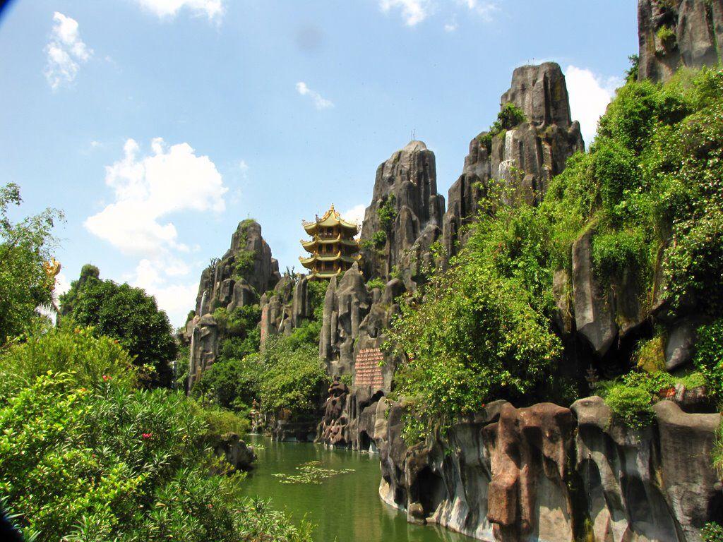Da Nang - Ngu Hanh Son Marble Mountain | Da nang, Mountain travel, Small  group tours