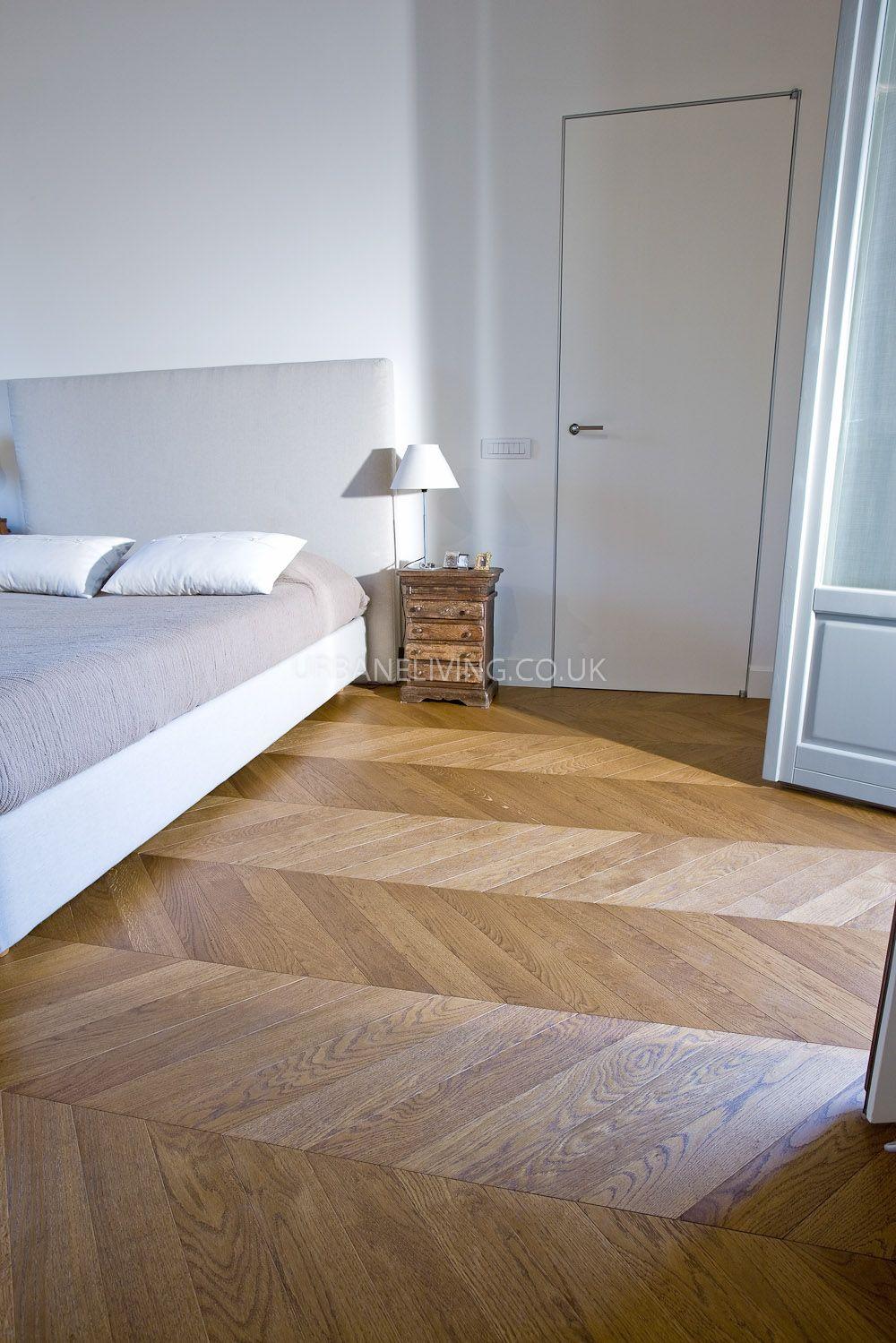Engineered Chevron Oak Parquet Flooring Oak parquet