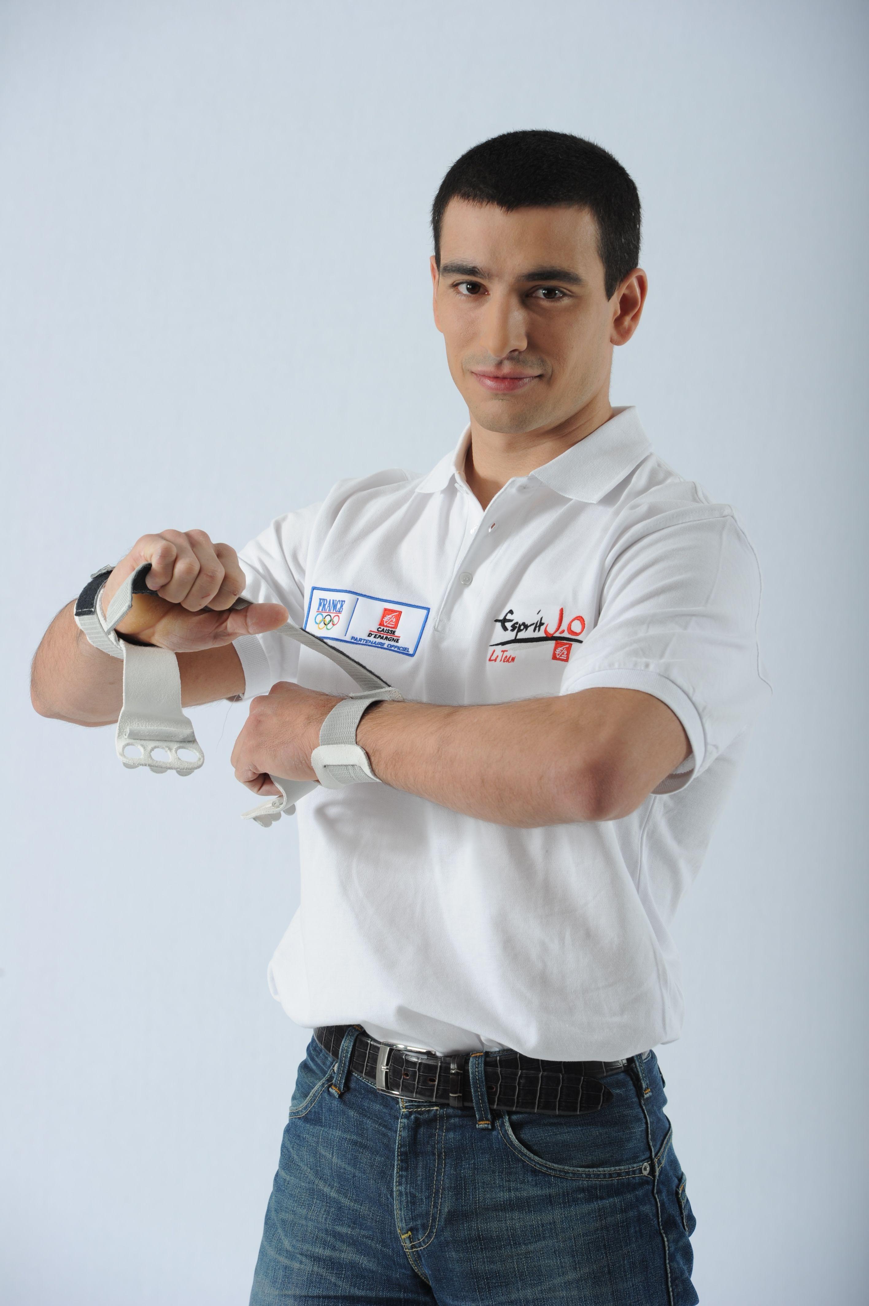 Yann Cucherat - Team Caisse d'Epargne - www.facebook.com/EspritJO