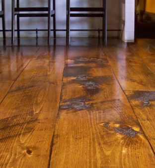 Pine Flooring And Distressed Wood From Carlisle Wide Plank Floors