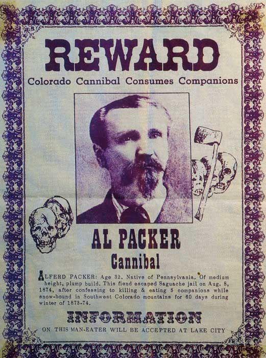 Alfred Packer | Photos | Murderpedia, the encyclopedia of murderers !!omg