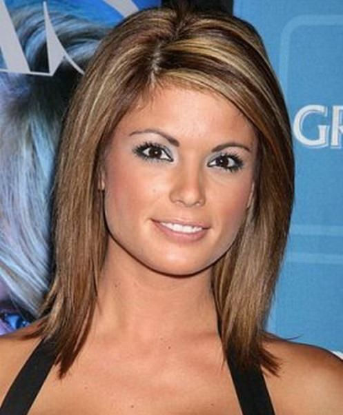 The Simple Shoulder Length Short Layered Hairstyles