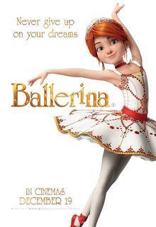 Ballerina cartoni animati di ieri di oggi & cartoons leap movie
