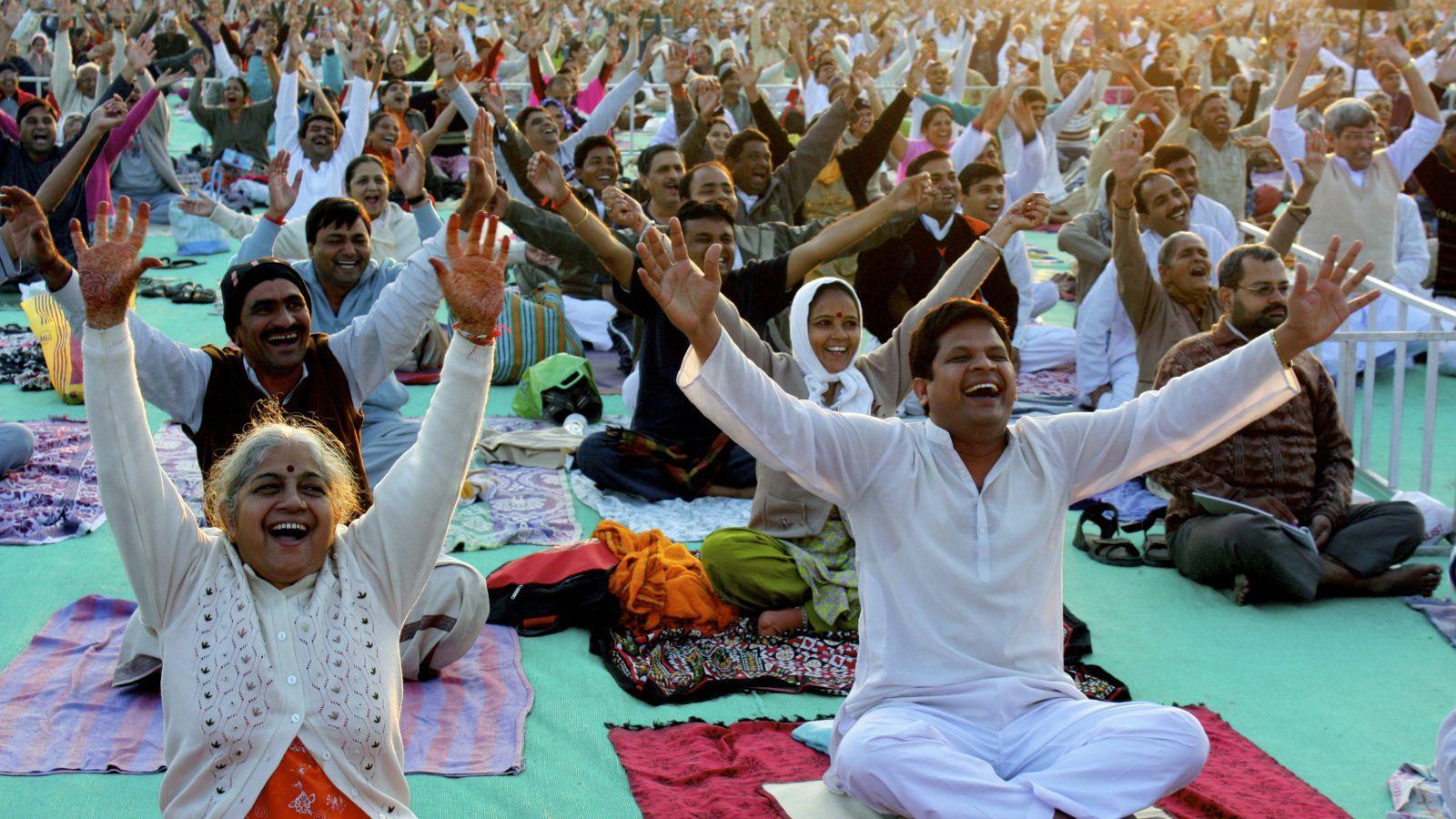 Laughter Yoga Gita