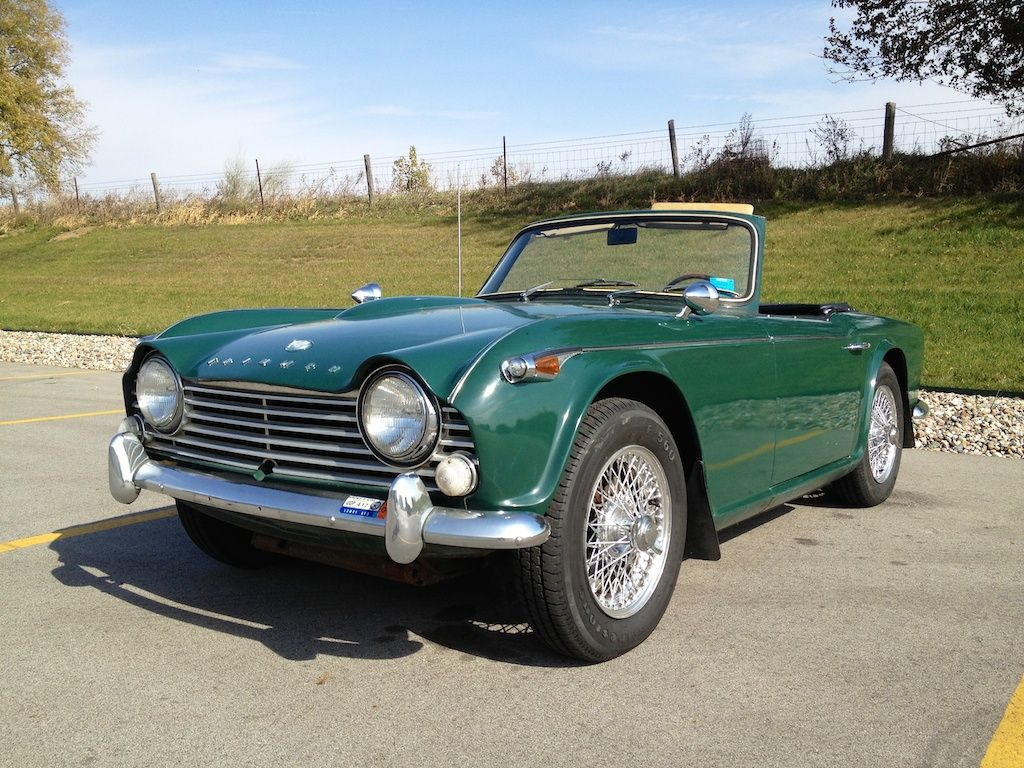 Triumph : Other Convertible in Triumph | eBay Motors | Vintage Car ...