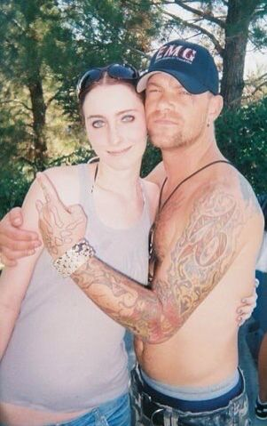 Ivan Moody, he is super hot in this pic!! Lucky girl! in ...