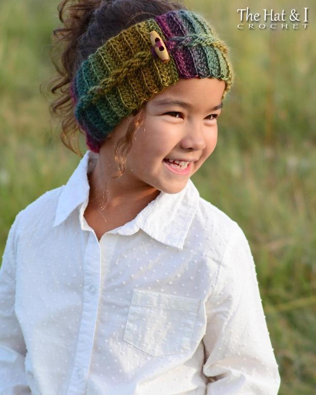 Autumn Breeze Headwrap (ALL sizes!)
