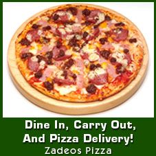 Zadeos Pizza has offered quality pizza and Italian specialties to the surrounding Rochester, MN area since 1986.