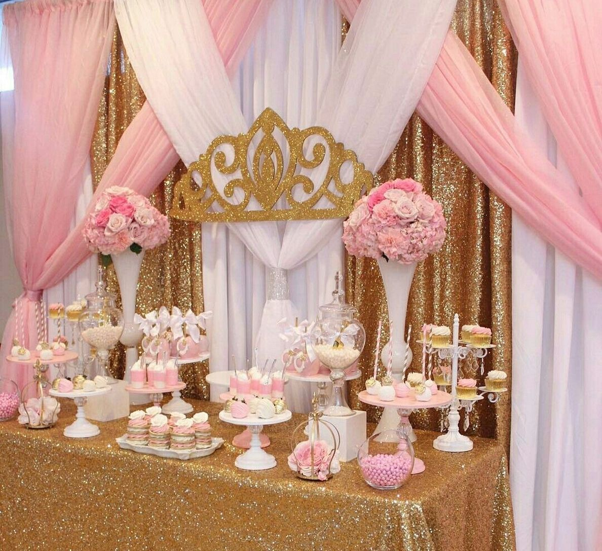 Best 100 quince decorations ideas for your party for Quinceanera decorations