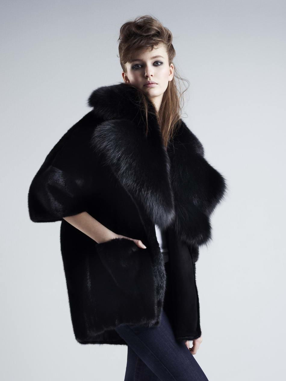 Fur coats from cropped beaver: models, tips on choosing. How to clean a fur coat from a short-haired beaver 99