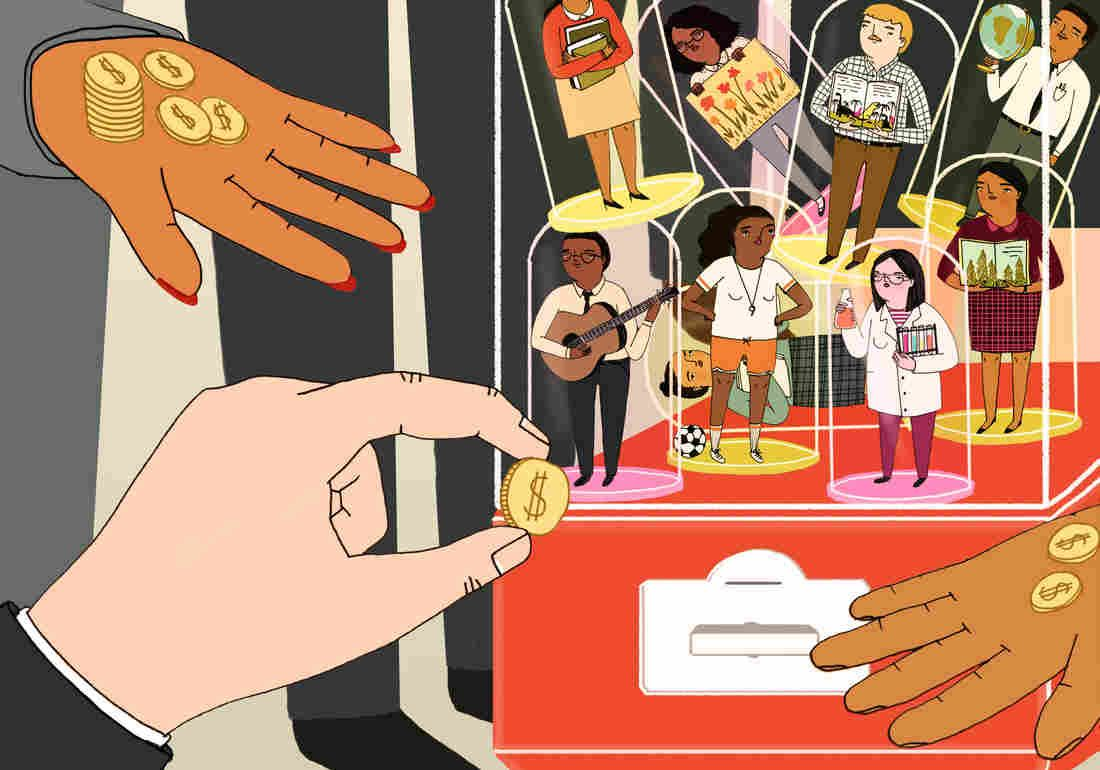 A Diverse Teaching Force? This Search Firm Can Help, But It'll Cost You : NPR Ed : NPR