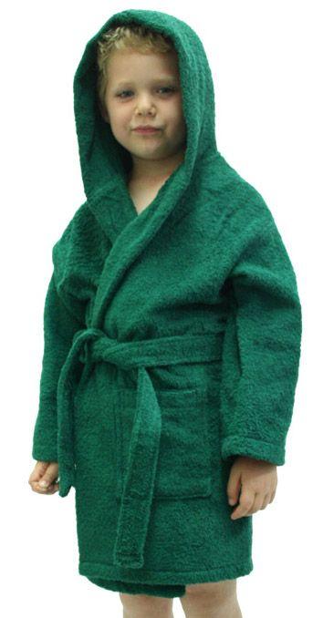 abfd23835c Kids Terry Cloth Robe with Hood