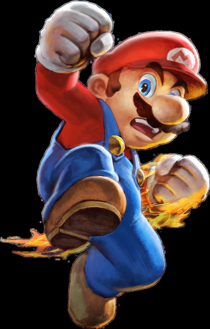 01 Mario Super Smash Bros Ultimate By Https Www Deviantart Com Tylerzm On Deviantart Super Mario Art Smash Bros Mario Art