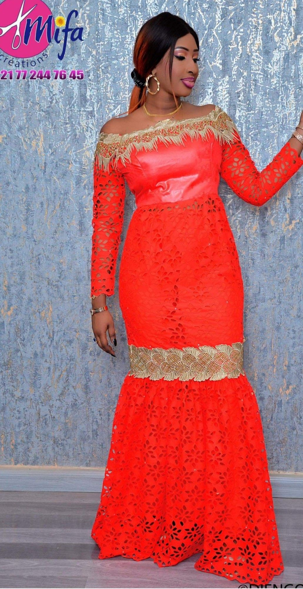 B Robe African Fashion African Attire African Print Dress Designs