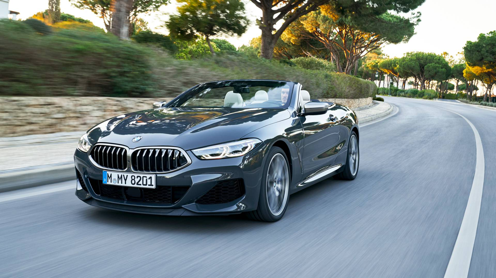 2019 Bmw 8 Series Convertible Carmojo S Largest