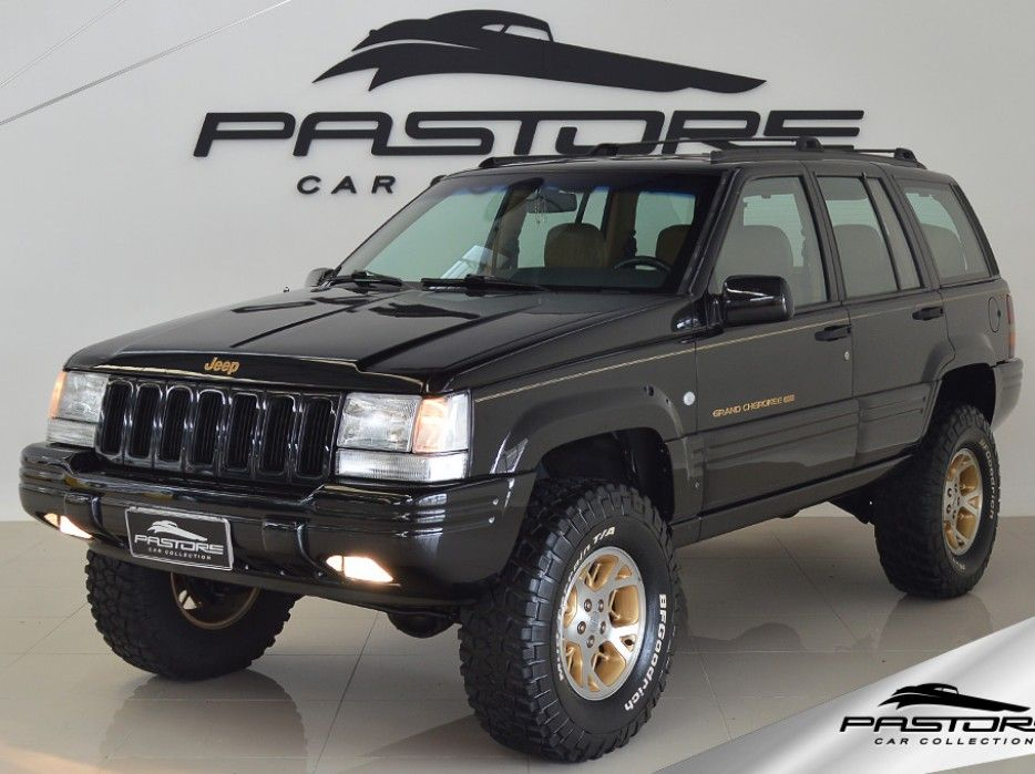 Jeep Grand Cherokee Limited 1997 Pastore Car Collection Jeep