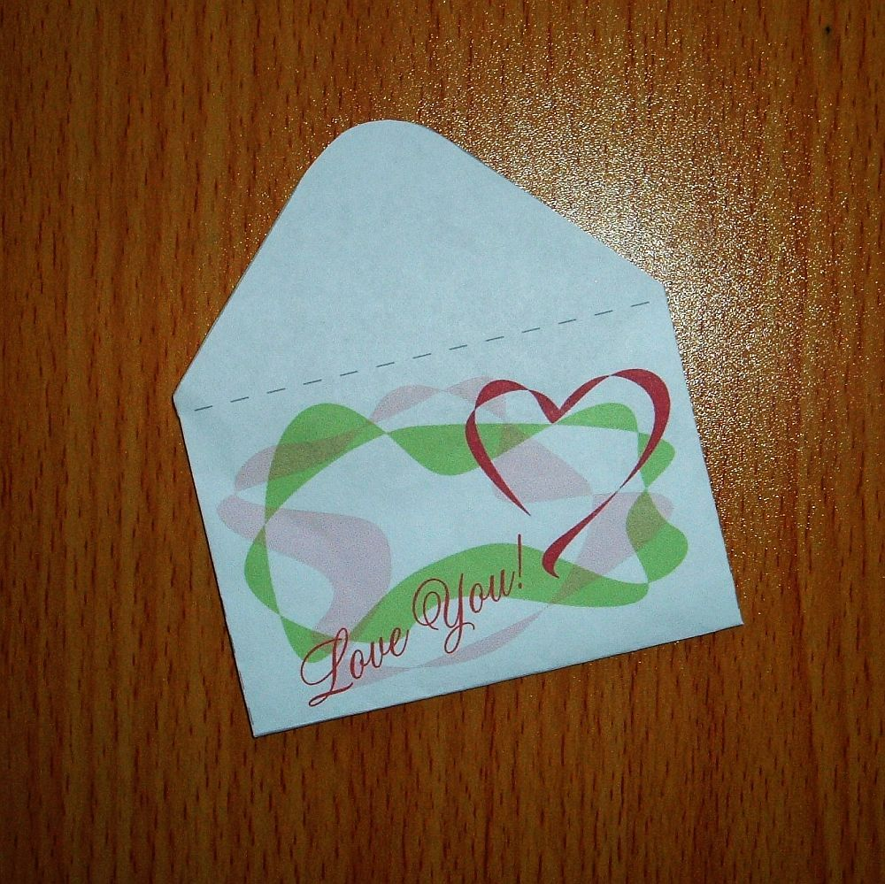 Love you card envelope diy pleasing paper crafts pinterest a colorful swirl surrounds a red heart and the best message of love i love you on this fun love gift card envelope diy do it yourself style solutioingenieria Image collections