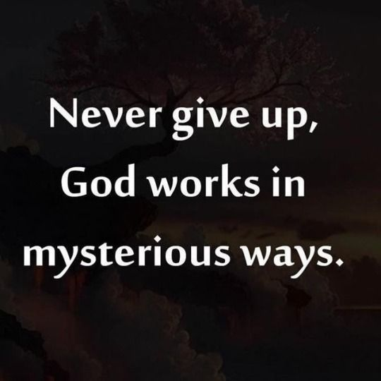 Never give up. 🖤 @BibleQuote365  #BibleQuote365...