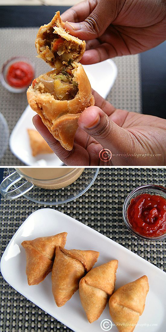 Vegetable samosa recipe tea time snacks tea time and veggies indian food recipes a famous indian tea time snack crispy outside with a delicious filling made from potatoes forumfinder Gallery