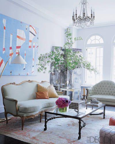 Candace Bushnell's Manhattan Apartment