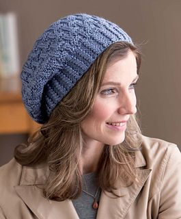 Cozy Knits - Hammer Time Textured Slouch-Hat | Slouch hat ...