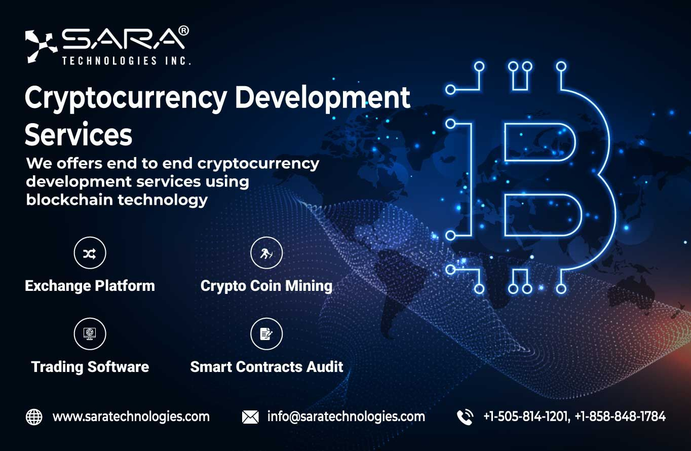 cryptocurrency mining development company
