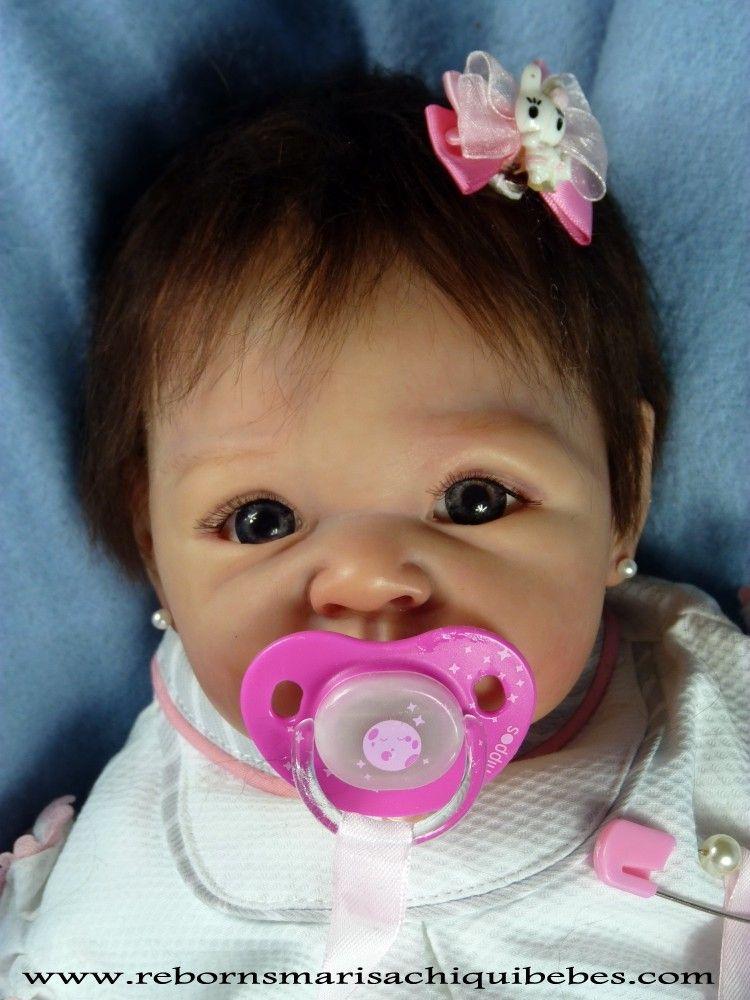 Reborn baby doll Isabel (Kit Carmen - Adrie Stoete )  4f378b61488d
