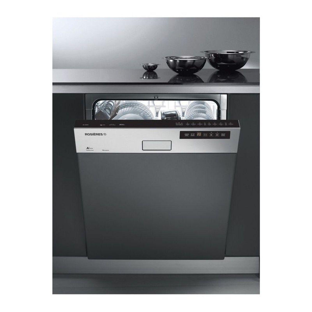 Lave Vaisselle Encastrable Rosieres Rli1d63x Taille Taille Unique Lave Vaisselle Encastrable Lave Vaisselle Mini Lave Vaisselle Encastrable