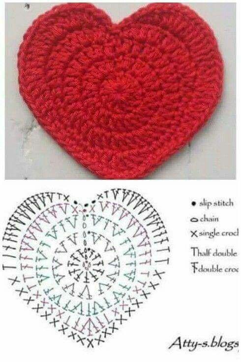 Pin de Katarzyna Mazur en crochet & tapestry | Pinterest | Apliques ...