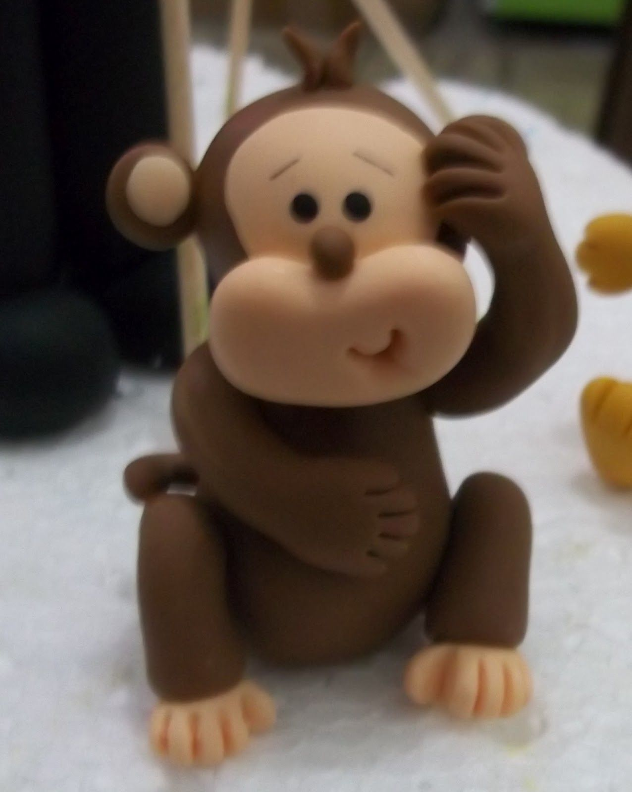 Pin De Nancy Gillis Em Miniature Crafts Biscuit Porcelana Fria
