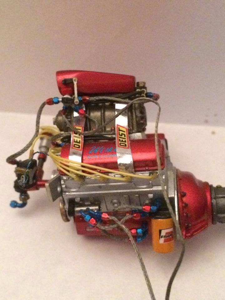 Engine Detail Car Truck Scale Models Pinterest Engine