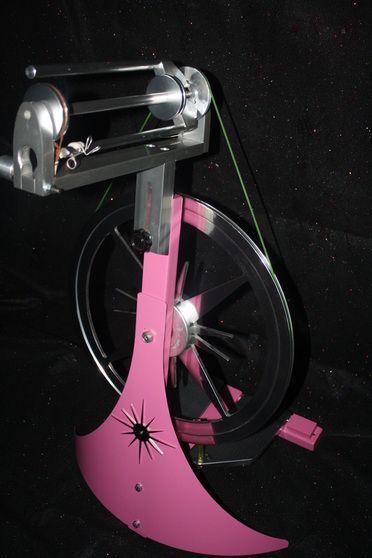 classic custom 2014 spinning wheel like a lendrum. Black Bedroom Furniture Sets. Home Design Ideas