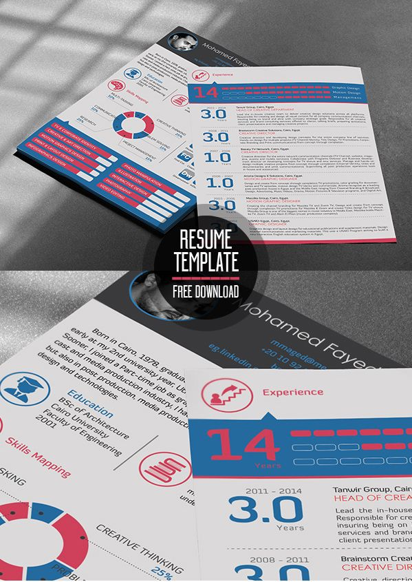 Free Modern Resume Templates Psd Mockups Freebies Graphic Design Junction Creative Resume Template Free Resume Template Free Free Professional Resume Template