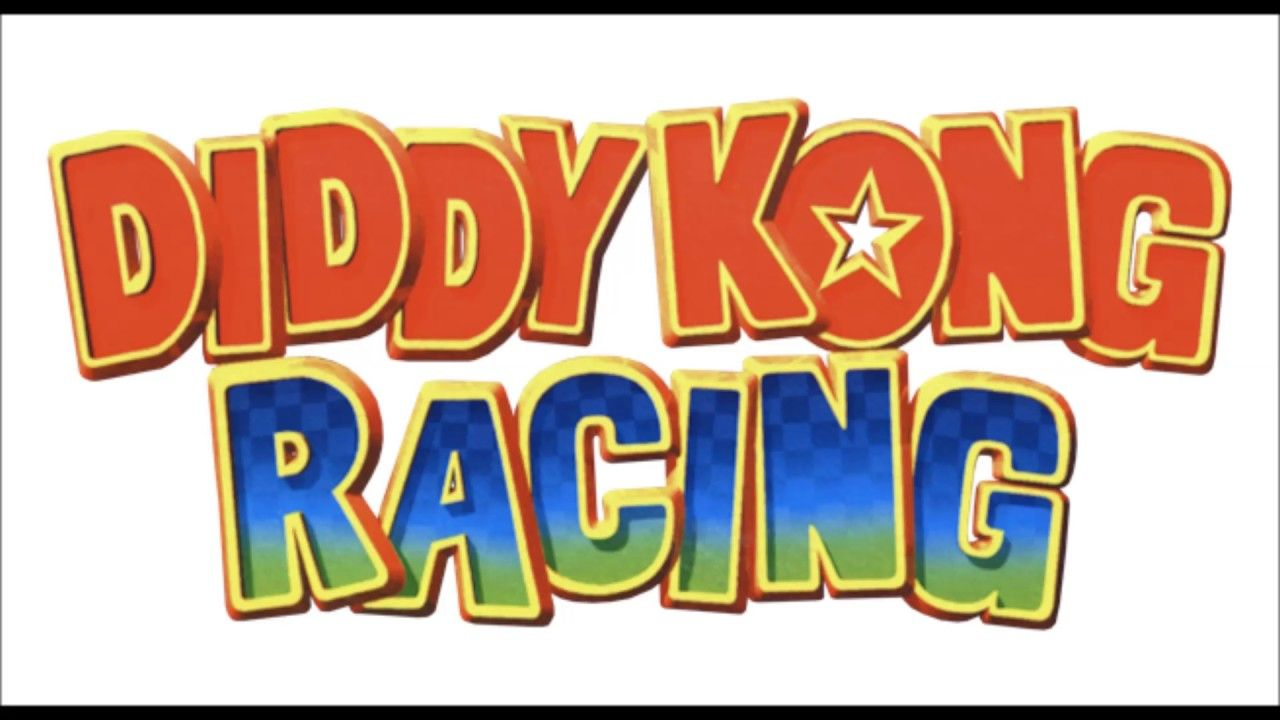 Diddy Kong Racing - Spaceport Alpha (Super Mario Kart