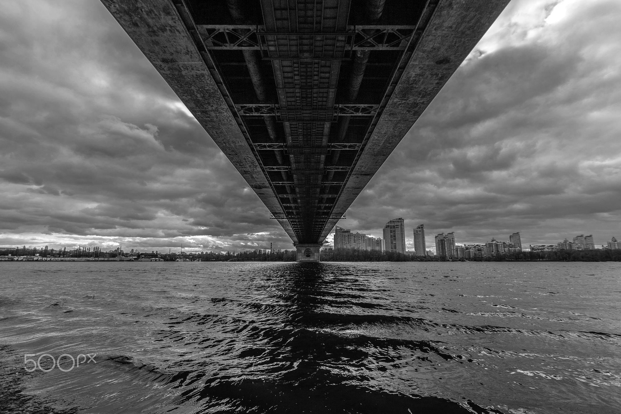Московский мост - The Moscow bridge